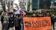 Nike Janitors Confront Nike to Do the Right Thing