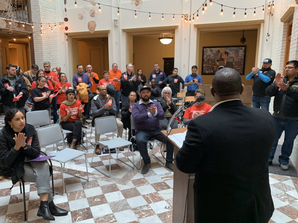 Portland Janitors and Security Officers Win Guaranteed Job-Quality Standards in Broadway Corridor Development